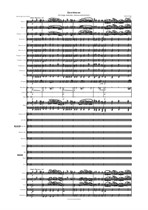 Lacrimoso (for large orchestra, chorus and soloists)